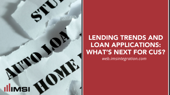lending trends and loan applications