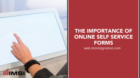 online self-service forms